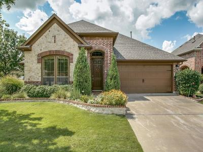 Mckinney Single Family Home Active Option Contract: 1801 Canyon Wren Drive
