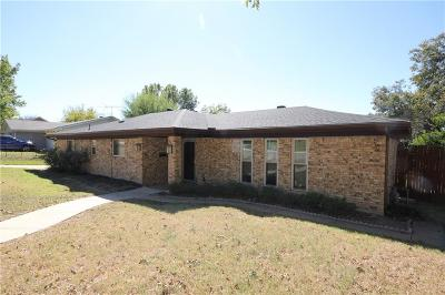 Fort Worth Single Family Home For Sale: 3104 Chisholm Trail