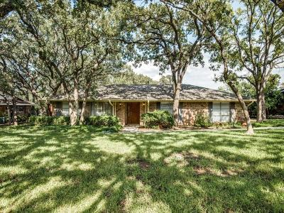 Euless Single Family Home Active Contingent: 1203 Woodridge Circle