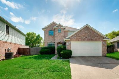 Watauga Single Family Home For Sale: 6605 Bear Hollow Court
