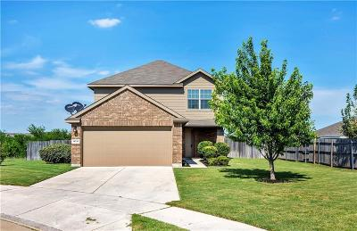 Fort Worth TX Single Family Home Active Option Contract: $199,000