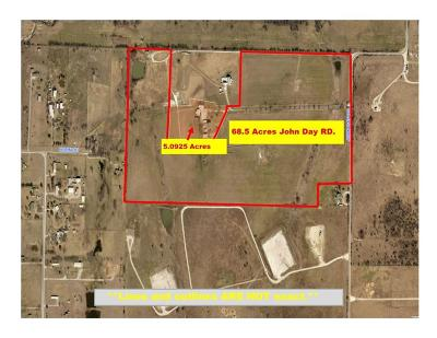 Haslet Farm & Ranch For Sale: 13340 John Day Road