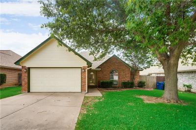 Watauga Single Family Home For Sale: 5904 Hillglen Drive