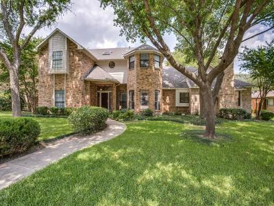 Dallas Single Family Home For Sale: 10218 Bridgegate Way