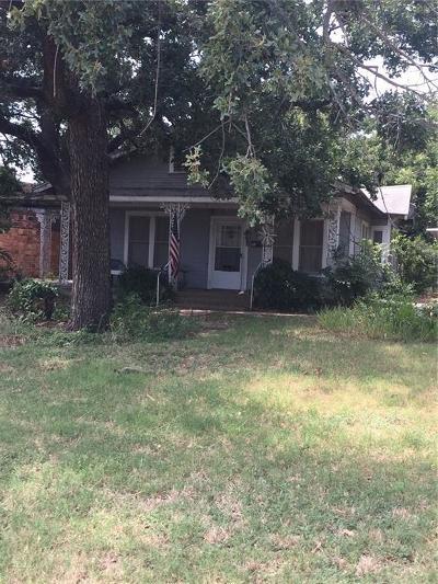 Eastland County Single Family Home For Sale: 419 W Main Street