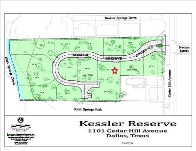 Dallas Residential Lots & Land For Sale: 695 Kessler Reserve Court
