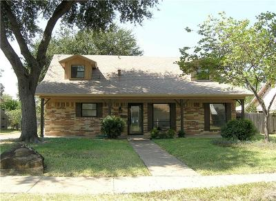 Grand Prairie Single Family Home For Sale: 1634 Clifton Court