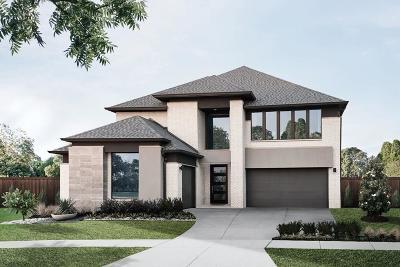 Prosper Single Family Home For Sale: 4121 Woodbine