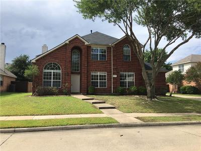 Sachse TX Residential Lease For Lease: $2,200