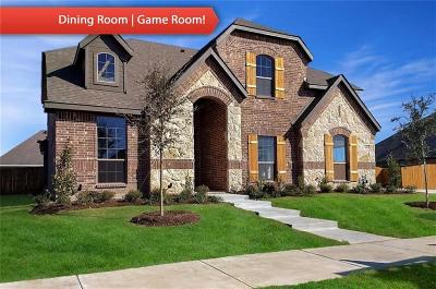 Red Oak Single Family Home For Sale: 108 Sweetleaf Drive