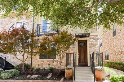 Plano Townhouse For Sale: 5752 Robbie Road