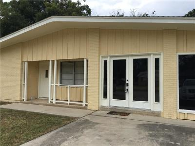 Brownwood Single Family Home Active Option Contract: 2215 13th Street