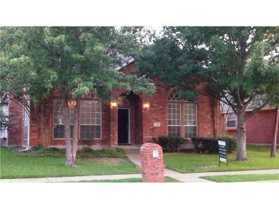 Lewisville Residential Lease For Lease: 1312 Wentworth Drive