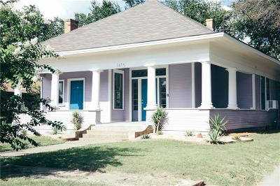 Fort Worth Multi Family Home For Sale: 1615 College Avenue