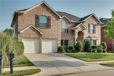 Denton Single Family Home For Sale: 7103 Silktree Court