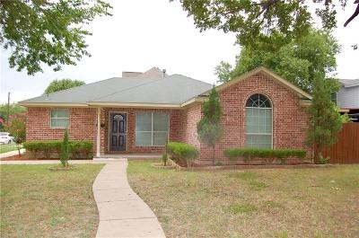 McKinney Single Family Home Active Option Contract: 608 Short Street