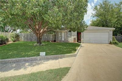 Saginaw Single Family Home Active Option Contract: 1148 Union Drive