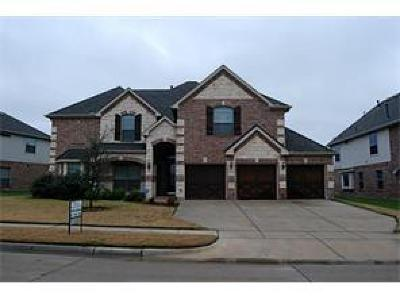 Grand Prairie Single Family Home For Sale: 2716 Vela