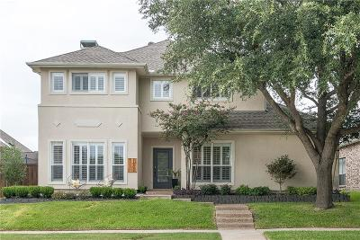 Frisco Single Family Home Active Option Contract: 7602 Blossom Lane