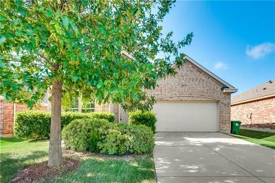 Denton Single Family Home For Sale: 5601 Millers Creek Drive