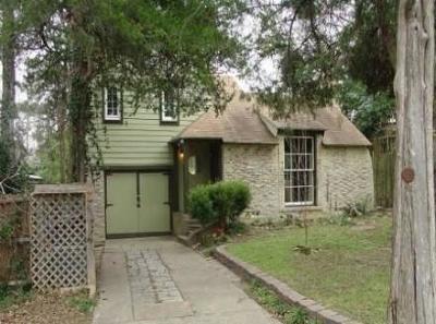 Dallas Single Family Home For Sale: 1242 Woodlawn Avenue