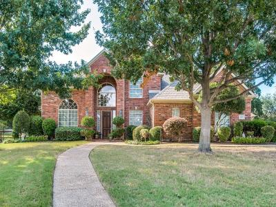 Southlake Single Family Home For Sale: 900 Nottingham Circle