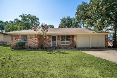 Forest Hill Single Family Home Active Option Contract: 4720 Woody Lane