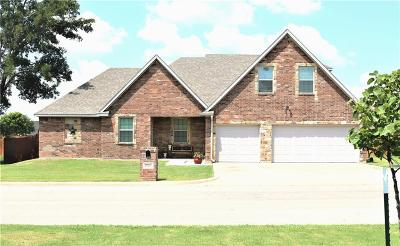 Stephenville Single Family Home For Sale: 1720 Elk Run Drive