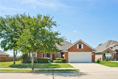 Denton Single Family Home For Sale: 5101 Parkplace Drive