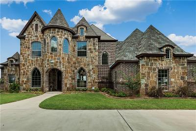 Azle Single Family Home For Sale: 2029 Knob Hill Road