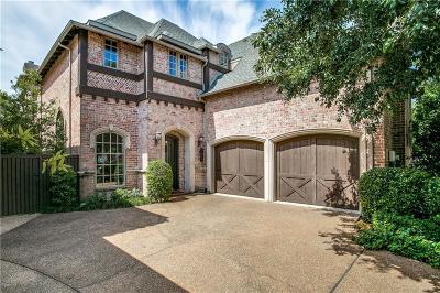 Plano Single Family Home For Sale: 5764 Gleneagles Drive