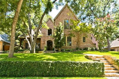 McKinney Single Family Home Active Option Contract: 2809 Hidden Forest Drive