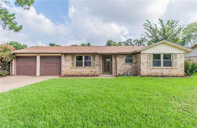 Bedford, Euless, Hurst Single Family Home Active Option Contract: 204 Jefflyn Court
