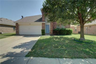 Fort Worth Single Family Home For Sale: 4605 Waterford Drive
