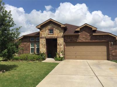 Stephenville Single Family Home Active Contingent: 319 Cactus Valley