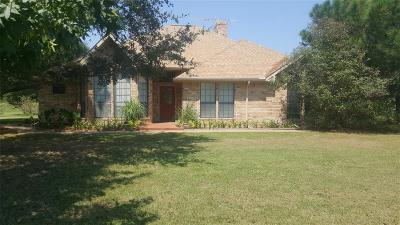Wills Point Single Family Home For Sale: 1400 Vz County Road 3427