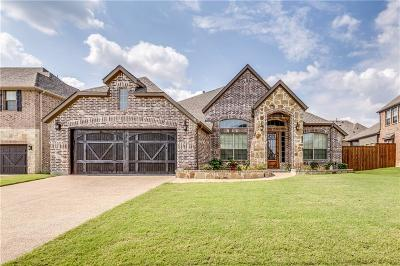 Mansfield Single Family Home For Sale: 2100 Hickory Hill Drive