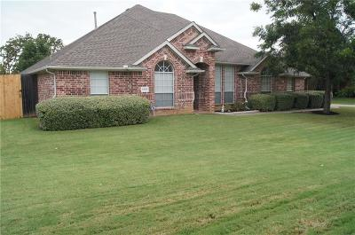 North Richland Hills Single Family Home Active Option Contract: 7252 Eden Road
