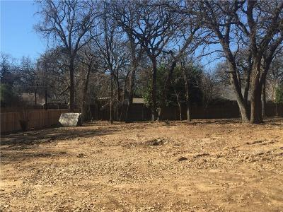 Grapevine Residential Lots & Land For Sale: 813 N Dove Road