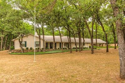 Southlake Single Family Home For Sale: 2350 Crooked Lane