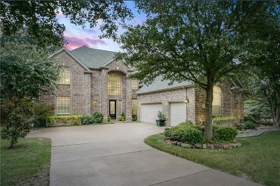Plano Single Family Home Active Option Contract: 9613 Saint Annes Drive