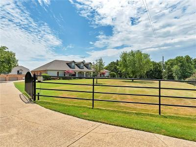 Burleson Single Family Home For Sale: 5500 County Road 608