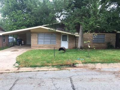 Single Family Home For Sale: 1727 W Parnell Street