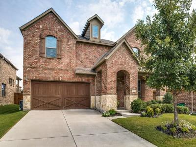 Mckinney Single Family Home Active Kick Out: 4000 Deer Lake Drive