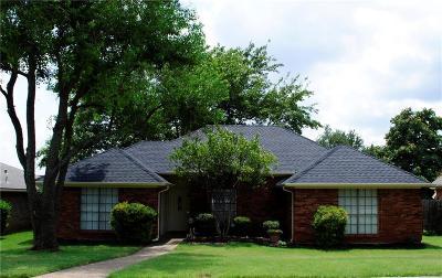 Frisco Single Family Home For Sale: 7655 Williams Avenue