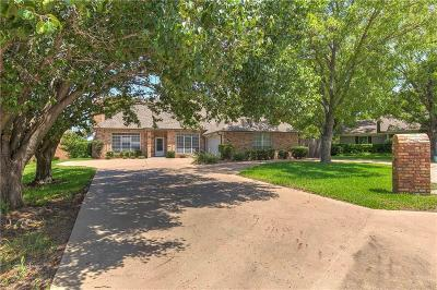 Granbury Single Family Home For Sale: 6102 N Waverly Court