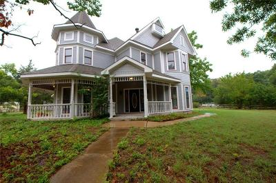 Waxahachie Single Family Home For Sale: 1042 Woodridge Road