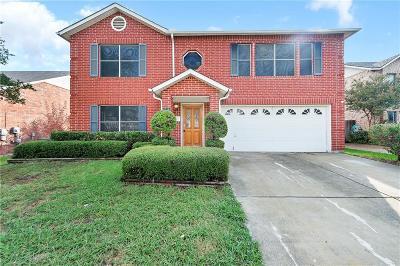 Arlington Single Family Home For Sale: 7214 Lighthouse Road
