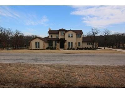 Lipan Single Family Home For Sale: 106 Oak Bend Trail