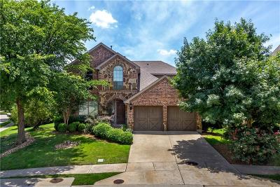 Allen Single Family Home Active Option Contract: 1121 Nick Circle